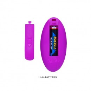 batterie telecomando ovetto vibrante senza fili arvin pretty love