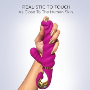 mano che tiene vibratore g candy