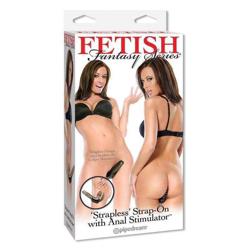 strap on strapless fetish fantasy