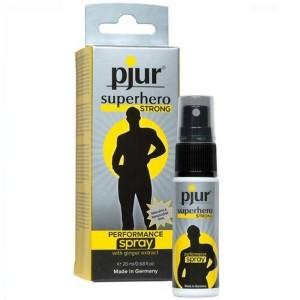 ritardante spray superhero strong