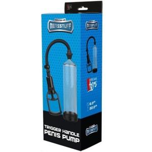 pompa vacuum per il pene con grilletto menzstuff