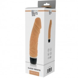 vibratore in silicone realistico dream toys