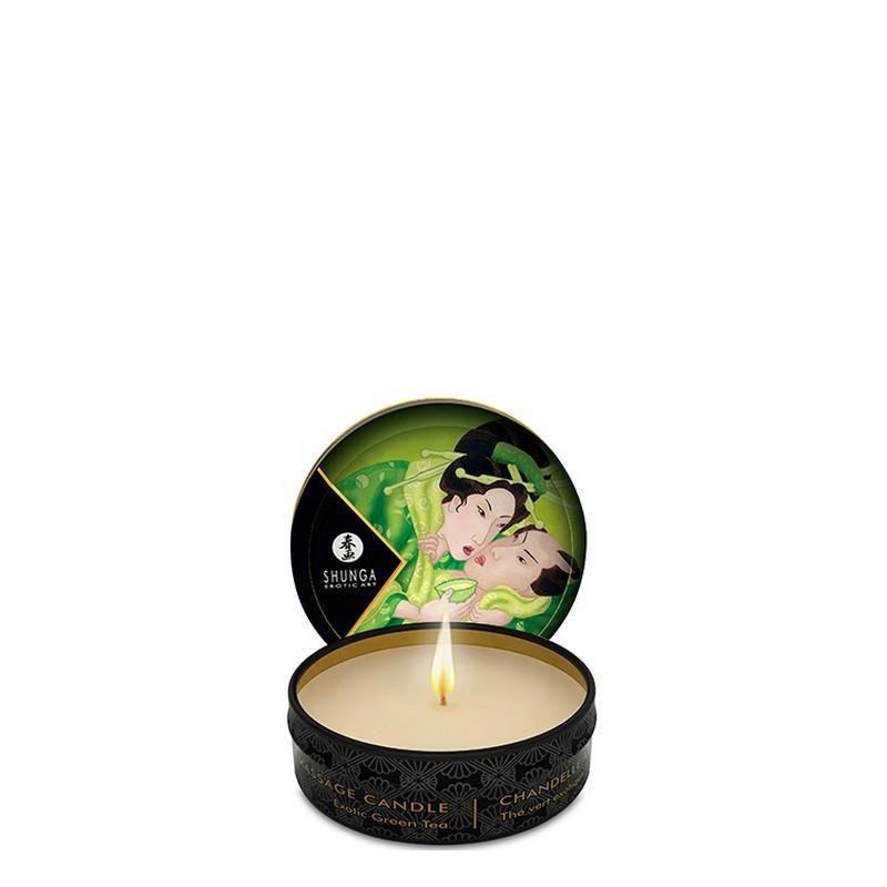 candela per massaggi the verde