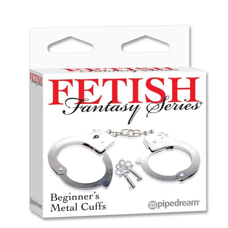 manette in metallo beginner metal cuffs