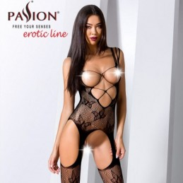bodystocking nera bs075