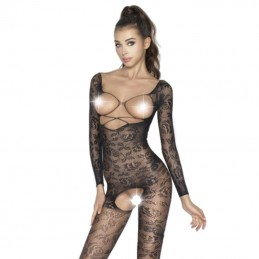 BODYSTOCKING NERA BS031