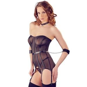 corsetto intimo bondage cottelli