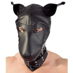maschera cane bondage uomo