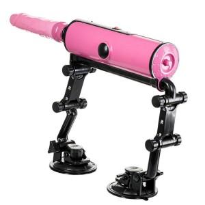 Love machine pink punk