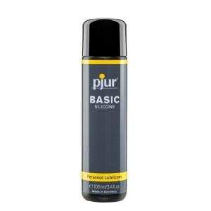lubrificante silicone pjur basic 100 ml