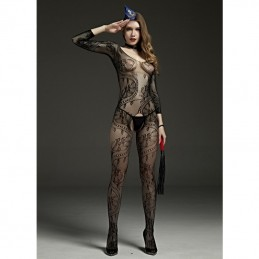 bodystocking rimes 606 tuta in rete