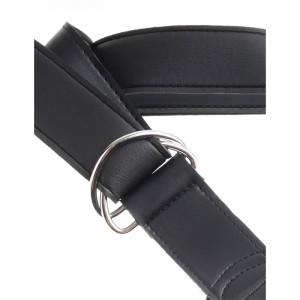 cinghie laterali della mutanda strap on king cock 6 harness